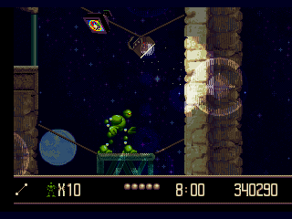 Cool visual effects in 16bit console games    NeoGAF